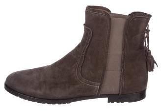 Aquazzura Fringe Beatle Boots