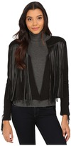 Velvet by Graham & Spencer Tiffany Fringe Jacket