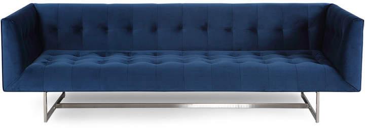 Edward Mid-Century Modern Classic Sofa