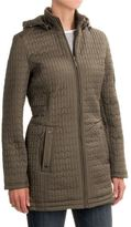 Weatherproof Quilted Hooded Walker Coat (For Women)