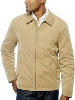 ST. JOHN'S BAY St. John's Bay Microfiber Golf Jacket