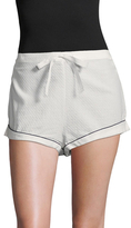 Solid & Striped Tracy Embroidered Shorts
