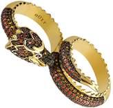 Noir Women's Savage Dragon Ring