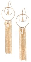 Ettika Women's Carissa Drop Earrings