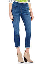 Westbound the PARK AVE fit Boyfriend Pull-on Jean