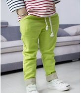 C'est Moi Children Pants Summer Sport Cotton flax Unisex Thin