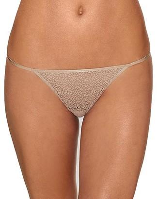 DKNY Modern Lace String Bikini