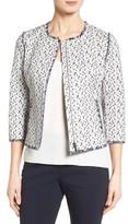 Women's Classiques Entier Fringe Tweed Jacket