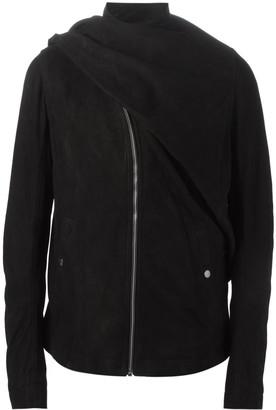 Rick Owens Wrap Effect Jacket