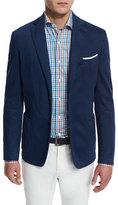 Peter Millar Glacier Skyline Soft Cotton-Blend Sport Coat