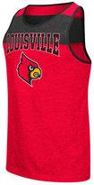 Colosseum Men's Louisville Cardinals Backcut Tank Top