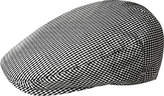 Bailey Of Hollywood Men's Marken Gingham Print Flat Cap 90083