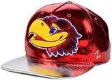 Zephyr Kansas Jayhawks Gridiron Snapback Cap