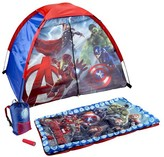 Marvel Outdoors 4 Piece Camp Kit - Avengers
