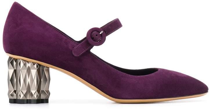 Salvatore Ferragamo mary jane shoes