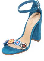 Schutz Lucioloa Sandals