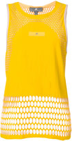 adidas by Stella McCartney net trim tank top