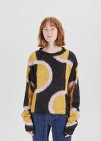 Aalto Multicolor Mohair Sweater Multicolored Size: FR 36