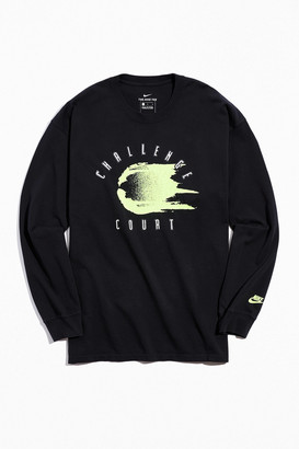 Nike Challenge Court Long Sleeve Tee