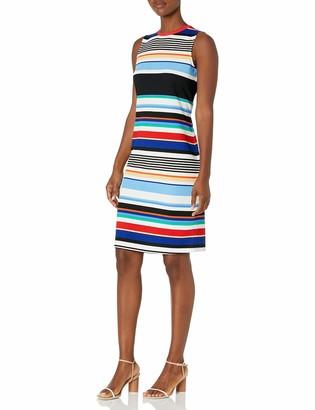 Tiana B T I A N A B. Women's Bodycon Stripe Dress