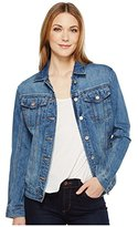 Calvin Klein Jeans Women's Oversized Fit Boyfriend Trucker Jacket