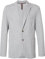 Eleventy button up blazer - men - Cotton/Nylon/Spandex/Elastane - 52