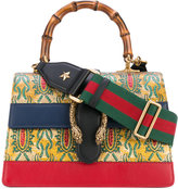 Gucci Dionysus embellished bag - women - Cotton/Leather/metal - One Size