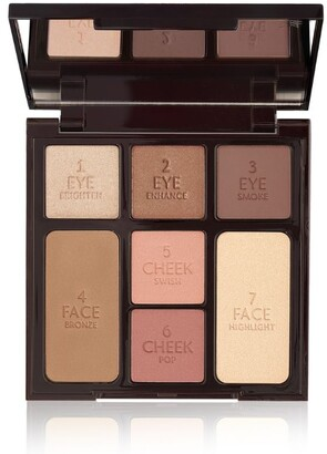 Charlotte Tilbury Stoned Rose Instant Look in a Palette
