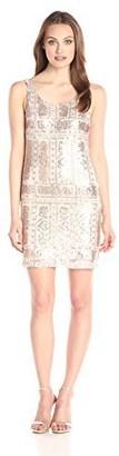 Minuet Women's Sequin Pattern Short