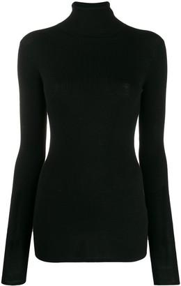 Tibi Rollneck Wool Sweater