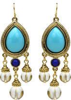 Ben-Amun St Tropez Chandelier Earrings