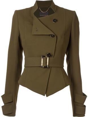 Ginger & Smart Advocate belted jacket
