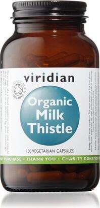 Viridian Organic Milk Thistle Supplement (150 Capsules)