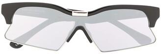 Marcelo Burlon County of Milan 3 Special rectangular-frame sunglasses