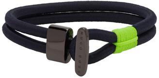 HUGO BOSS Navy Benson Bracelet