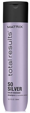 Matrix Total Results So Silver Shampoo, 10.1-oz, from Purebeauty Salon & Spa