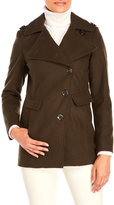Kenneth Cole Wool Blend Jacket