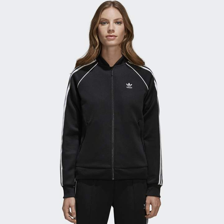 Black Adidas Originals Jacket ShopStyle UK