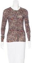 Dolce & Gabbana Wool Button-Front Cardigan