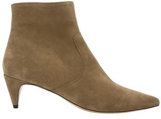 Isabel Marant Derst heeled ankle boots