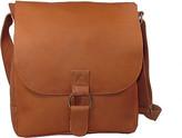 David King 187 Vertical Laptop Messenger Bag