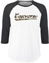 Converse Long Sleeved Top White