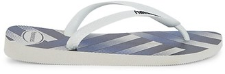 Havaianas Striped Thong Sandals
