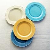 Williams-Sonoma Williams Sonoma Rustic Melamine Dinner Plates, Set of 4