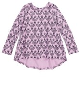 Tea Collection Girl's Bird Twirl Top