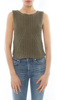 Autumn Cashmere Chunky Boatneck Tabard Sweater