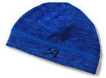 Classic Women's Midweight Melange Fleece Hat-Persian Cobalt Melange