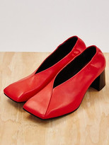 Red Low Heel Shoes - ShopStyle