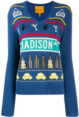 Marc Jacobs Madison Ave jumper