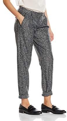 Rich & Royal rich&royal Women's 63q930 Trousers,(Size: S)